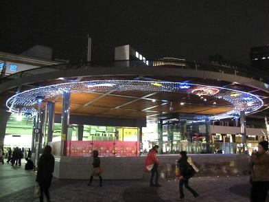 LIGHTING OBJECT ILLUMINATION 2009 in Yurakucho_2.JPG