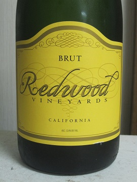 Redwood VINEYARDS BRUT.JPG