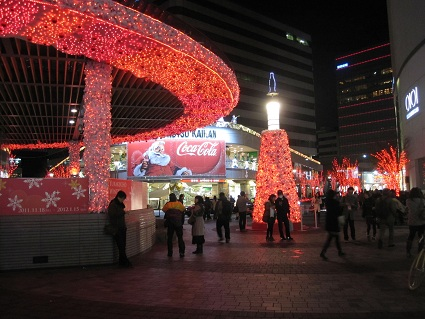 YURAKUCHO WINTER ILLUMINATION 2011-12_4.JPG